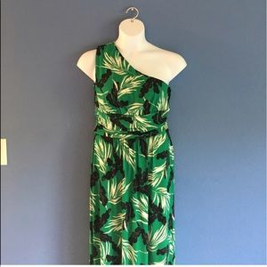 Vince Camuto Green Maxi Dress